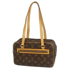 CiteMM  Womens  shoulder bag M51182 Leather