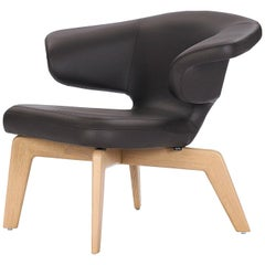 ClassiCon Munich Lounge in Leather by Sauerbruch Hutton