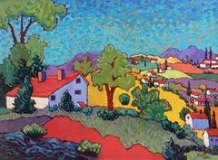 """""""Multicolored Landscape"""""""