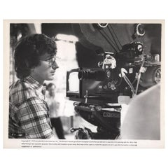 """""""Close Encounters of the Third Kind"""" 1977 U.S. Production Photo"""