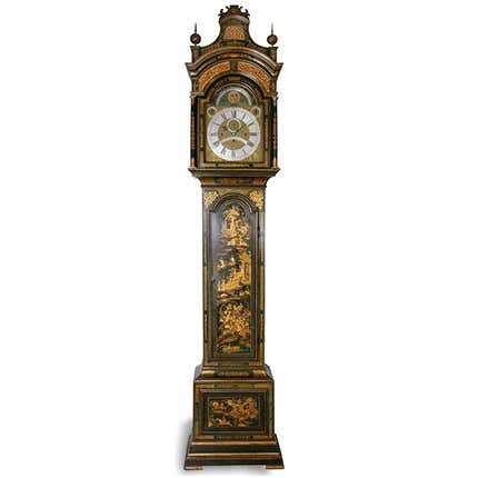 John Monkhouse Longcase Clock, ca 1765