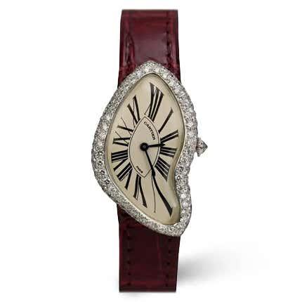 Cartier Crash Wristwatch, 2000s