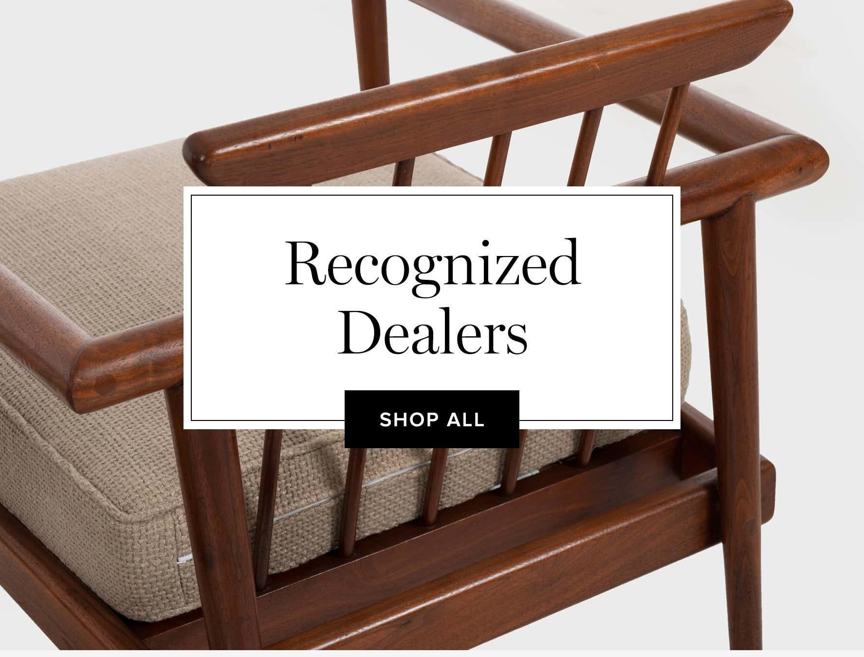 Recognized Dealers