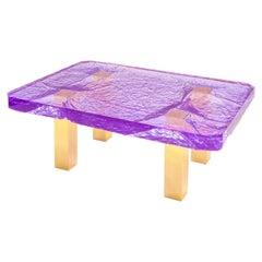 Coffee Table Model Glacial by Studio Superego, Italy