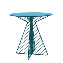 """Contemporary Wire """"Cafe Table"""" by Bend Goods"""