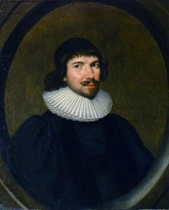 Portrait of William Watts, 1625
