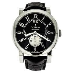 Corum Stainless Steel Classical Grande Wristwatch