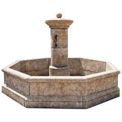 Courtyard Fountain, 21st Century