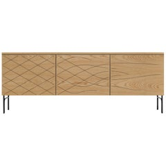 Couture Cabinet, Natural Ash