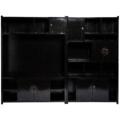 Custom TV Display Cabinet
