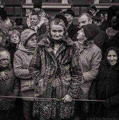 """Parade Watchers, Romania"" Romanian Series, A/P"