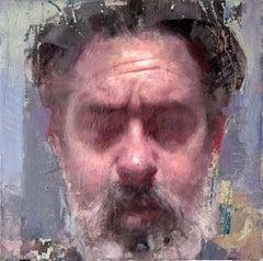 Daniel Hughes, Self Portrait