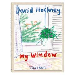 David Hockney, My Window