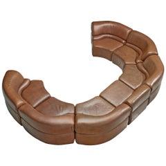 De Sede Brown 'Cosmos' in Original Leather