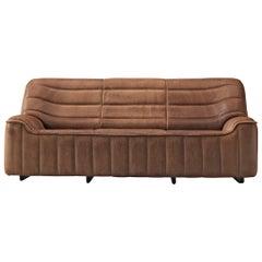 De Sede 'DS84' Sofa in Brown Leather