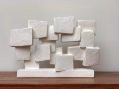 Unity III, Abstract Geometric Sculpture