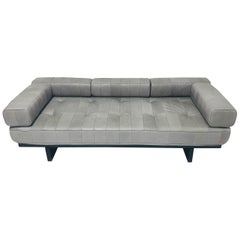DeSede DS 80 Leather Daybed Sofa
