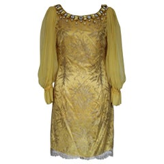 Dolce & Gabbana Jewel Dress IT 40