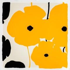 Four Poppies II, Yellow