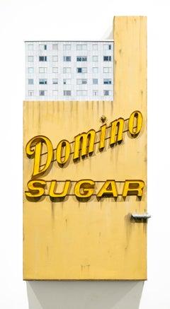 """""""Domino Sugar"""", Miniature, Architecture, Building, Cityscape, Sculpture"""