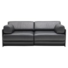 DS-76 Convertible Leather Modern Sofa or Daybed by De Sede