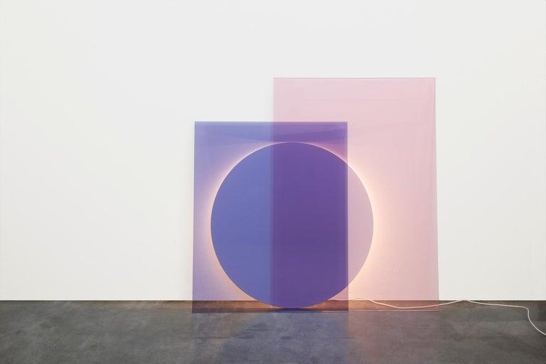 German e15 Color Floor Light by Daniel Rybakken and Andreas Engesvik For Sale