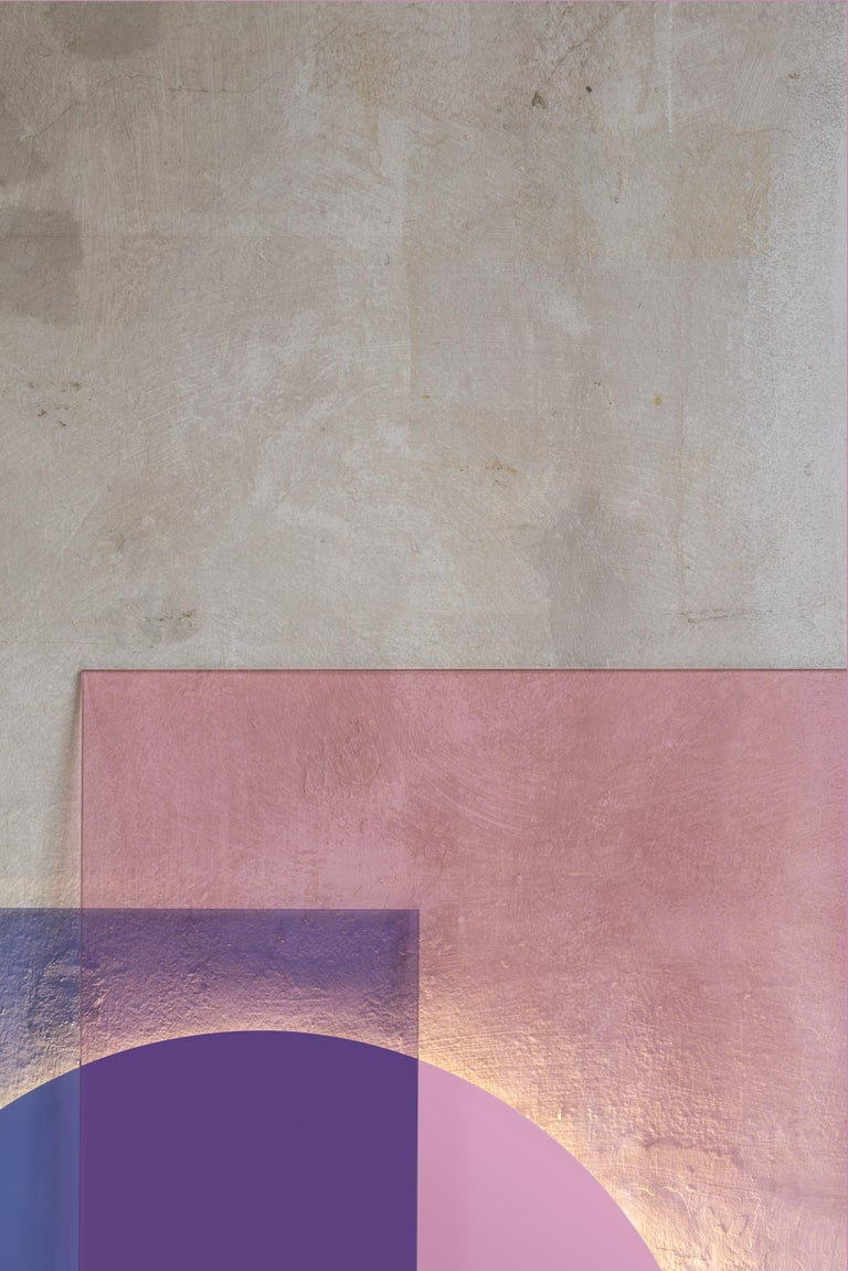 Contemporary e15 Color Floor Light by Daniel Rybakken and Andreas Engesvik For Sale
