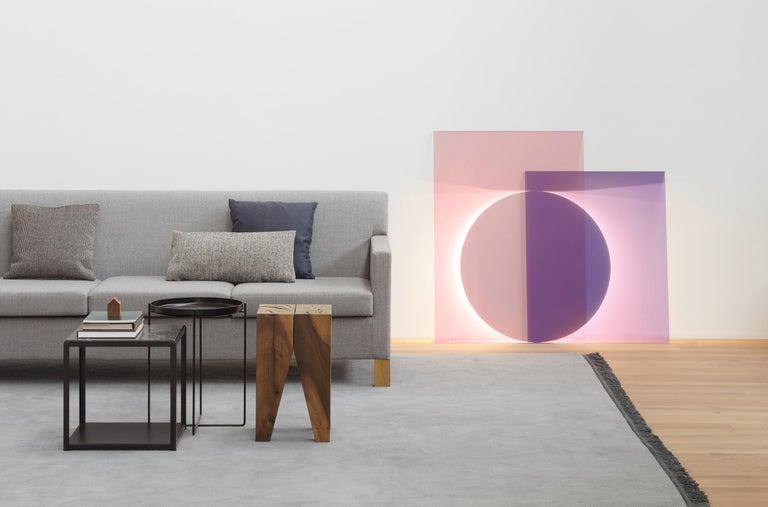 Glass e15 Color Floor Light by Daniel Rybakken and Andreas Engesvik For Sale
