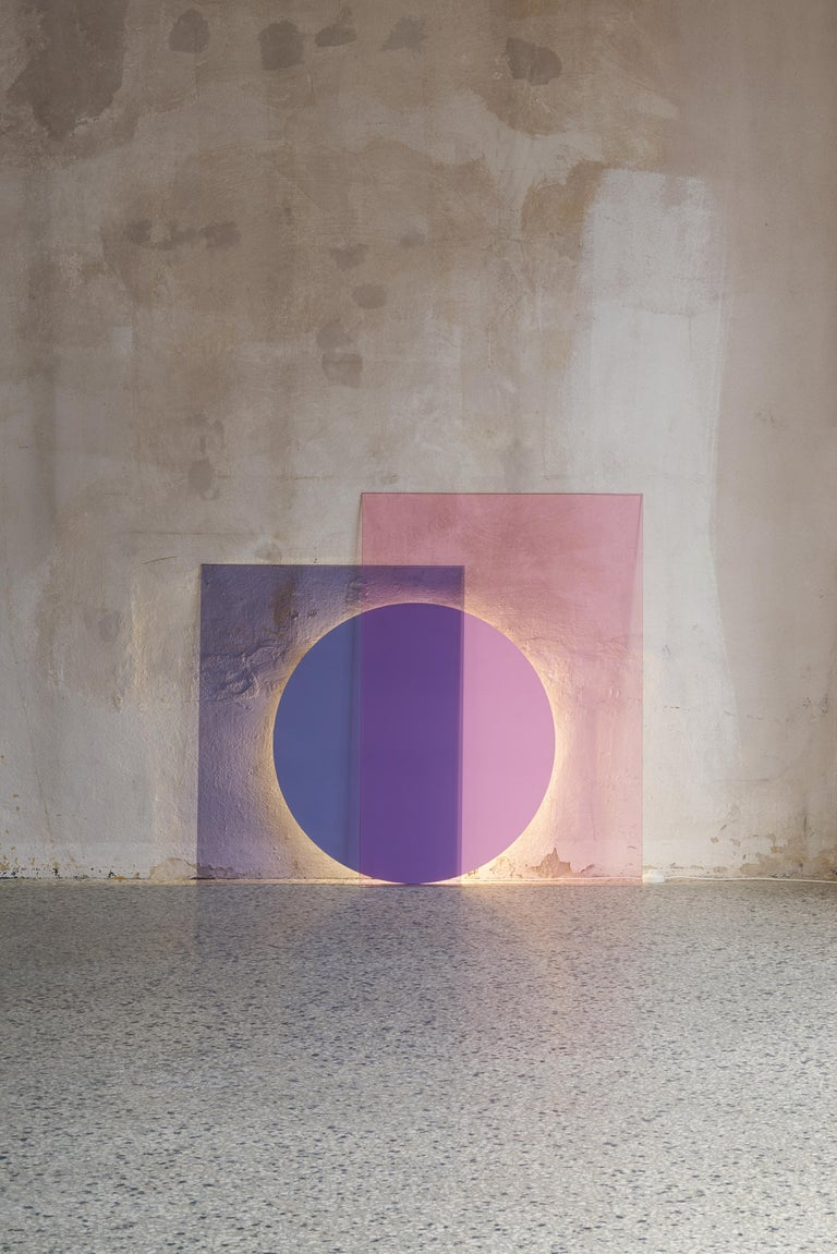 e15 Color Floor Light by Daniel Rybakken and Andreas Engesvik For Sale 1