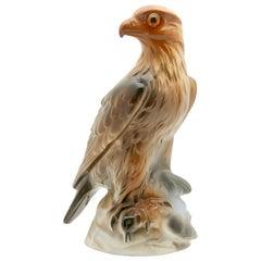 Eagle Perfume Lamp, Carl Scheidig Gräfenthal, Germany, circa 1930s
