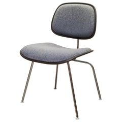 Eames for Herman Miller EC-127 DCM Padded Chair, circa 1970-1988