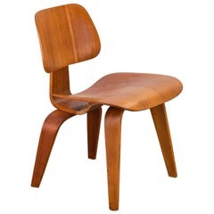Eames Walnut DCW for Herman Miller