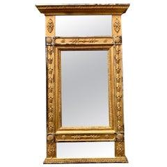 Early 19th Century Swedish Gustavian Mirror