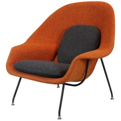 "Eero Saarinen, Early ""Womb"" Chair, 1950s"