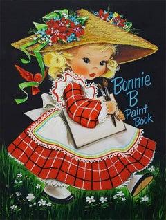 Bonnie B. Paint Book Cover