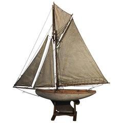 English Pond Yacht