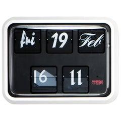 Established & Sons Medium Font Clock by Sebastian Wrong
