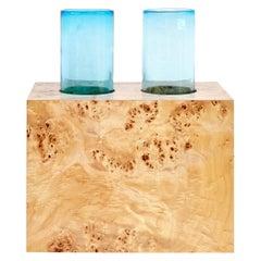 Ettore Sottsass Twenty-Seven Woods for a Chinese Artificial Flower Vase E