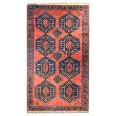 Fabulous Vintage Ersari Rug