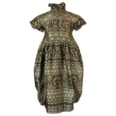 """Fall 2008 Alexander McQueen """"The Girl Who Lived in the Trees"""" Dress"""
