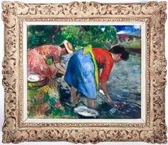The Washer Women