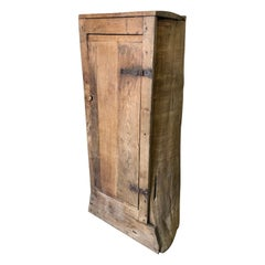 French 18th Century Tree Trunk Armoire