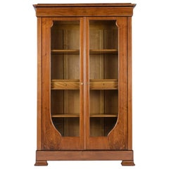 French 19th Century Empire Bookcase
