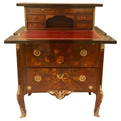 French Antique Transformation Chest of Drawers, circa 1800