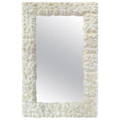 "French Contemporary Mirror, ""Perle"" by Pascal & Annie"