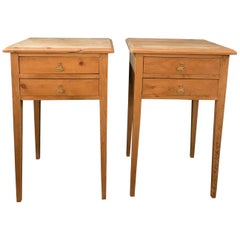 French Nightstands or Side Tables