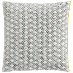 GAN Silaï Pillow in Blue and White