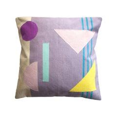 Geometric Alexi Modern Throw Pillow Cover