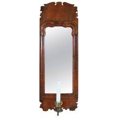 Georgian Sconce Mirror, Origin England, circa 1780