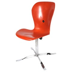 Gideon Kramer Red Ion Chair